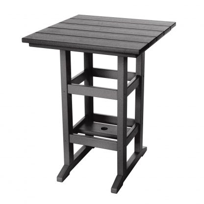 Counter Height Table- Black