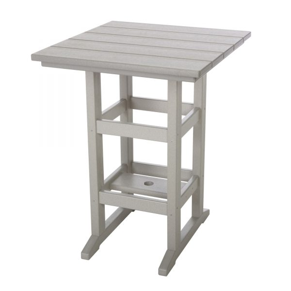 Counter Height Table- Gray