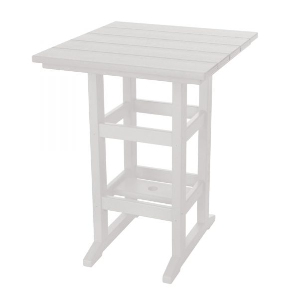 Counter Height Table- White