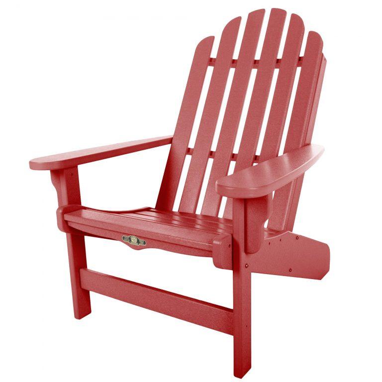 Essentials Adirondack Chair - DWAC1 - Red