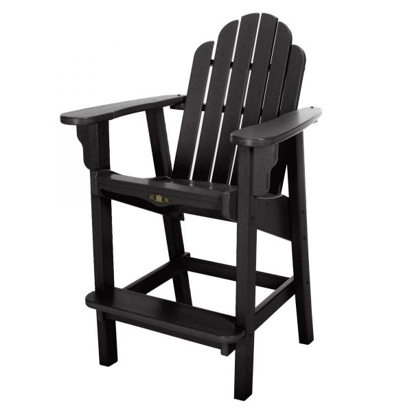 Essentials Counter Height Chair- Black