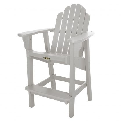 Essentials Counter Height Chair-Gray
