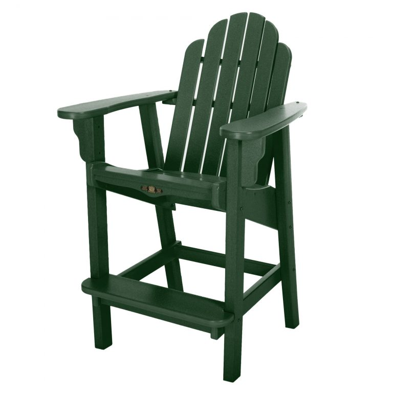 Essentials Counter Height Chair- Pawley's Green