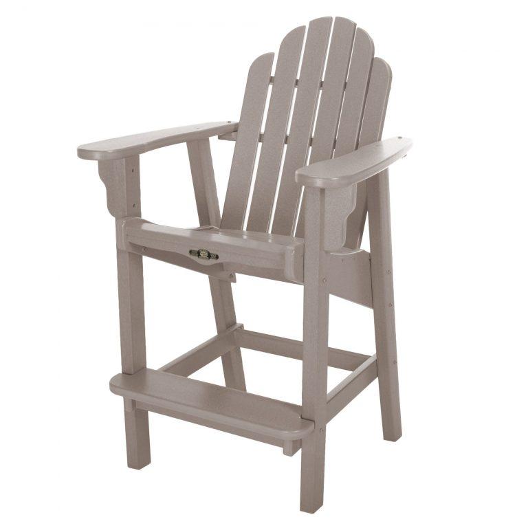Essentials Counter Height Chair-Weatherwood