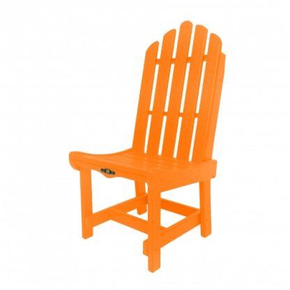 Essentials Dining Chair - Orange