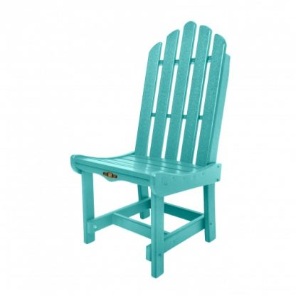 Essentials Dining Chair - Turquoise