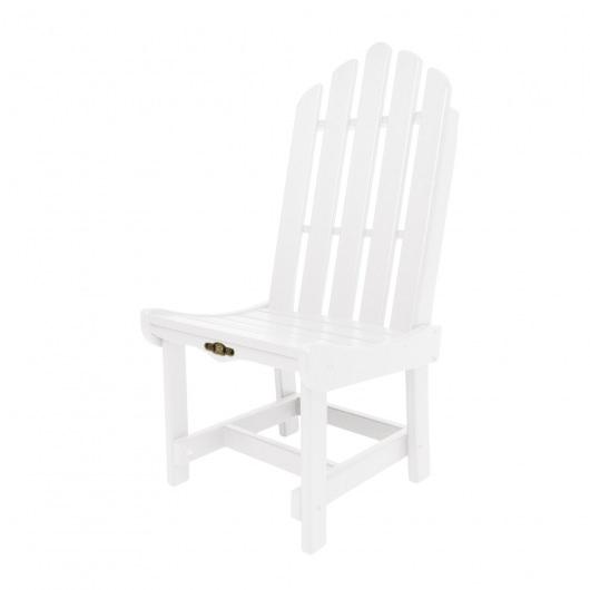 Essentials Dining Chair - White