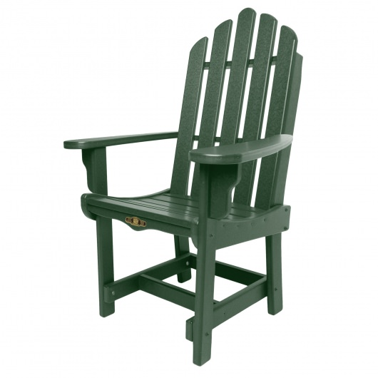 Essentials Dining Chair with Arms - Pawley's Green
