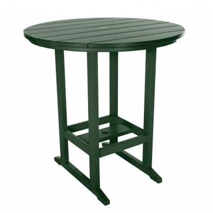 Round Bar Height Dining Table - HDT1 - Pawleys Green