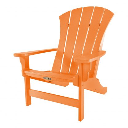 Sunrise Adirondack Chair- Orange