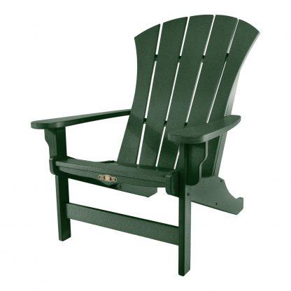 Sunrise Adirondack Chair- Green