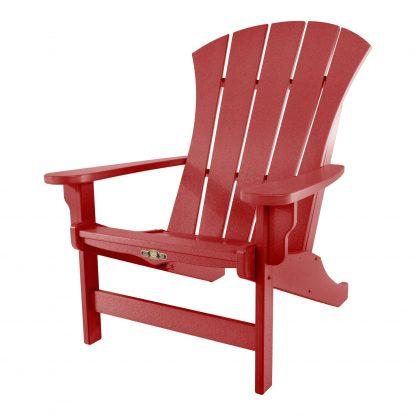 Sunrise Adirondack Chair- Red