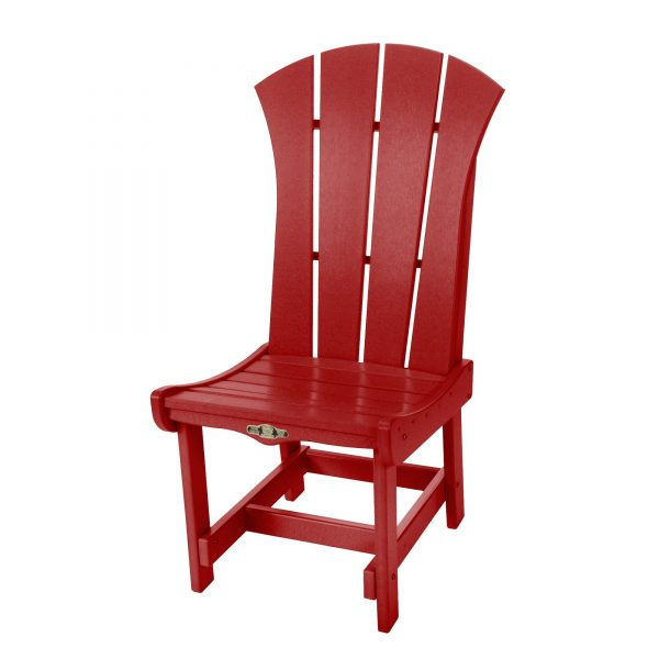 Sunrise Dining Chair- Red