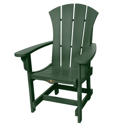 Sunrise Dining Chair with Arms- Pawley's Green