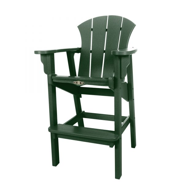 Sunrise High Dining Chair- Pawley's Green