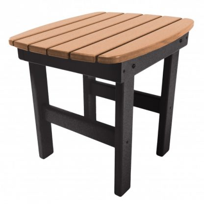 Side Table - ST1 - Black/Cedar