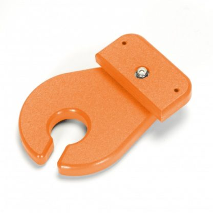 Wine Holder - Orange