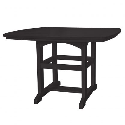 Dining Table 46 - DT2 - Black