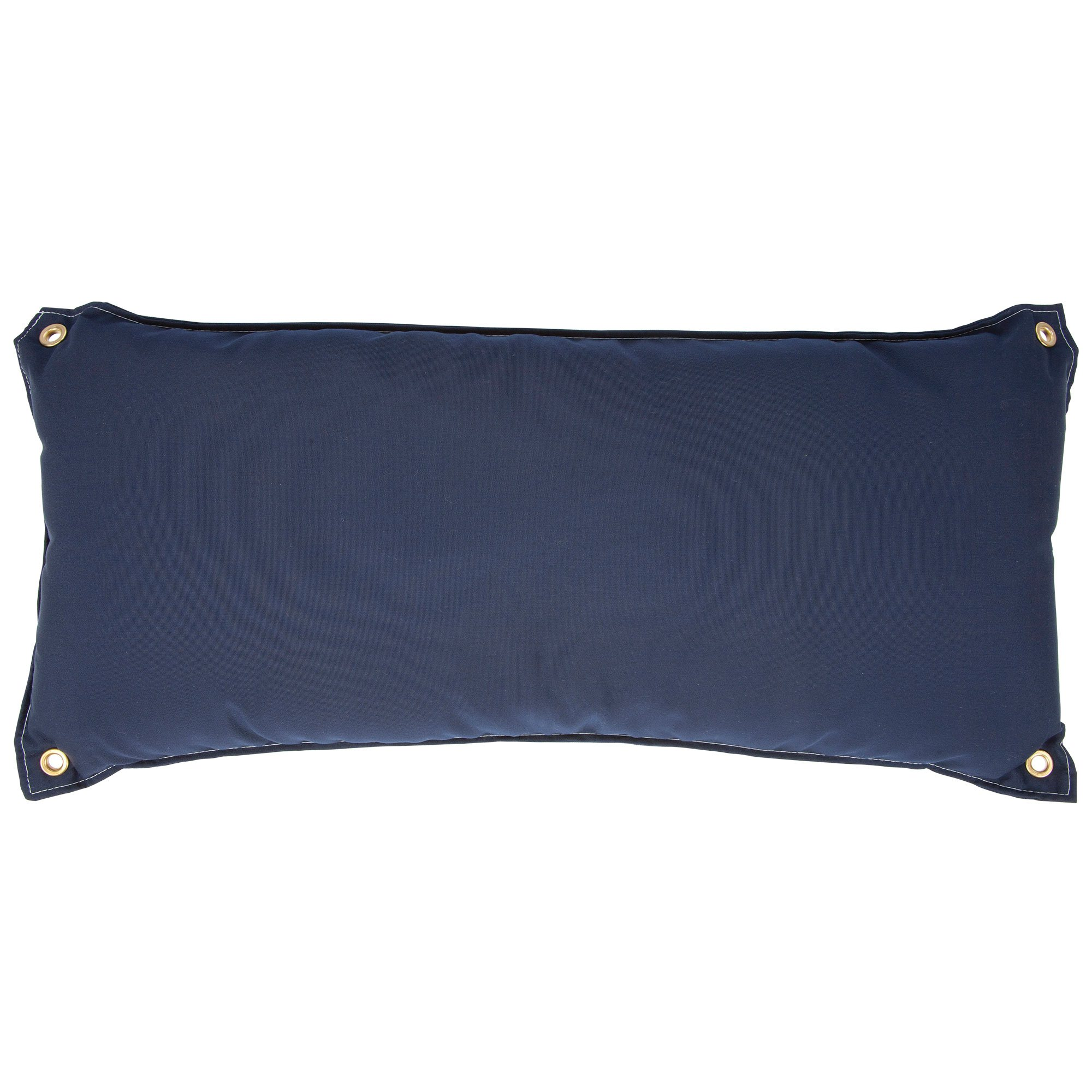 Canvas Navy Hammock Pillow by Pawleys Island Hammocks