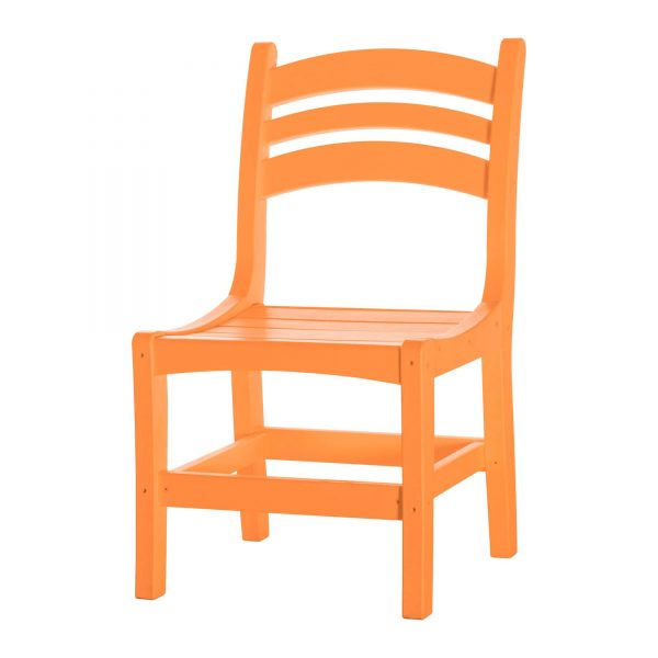 Casual Dining Chair - DC1 - Orange