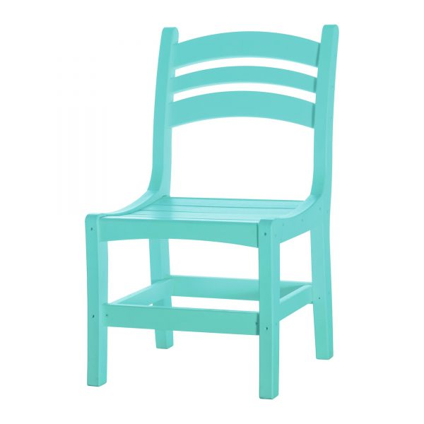 Casual Dining Chair - DC1 - Turquoise