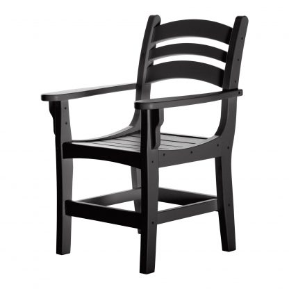 Casual Dining Chair - DCA1 - Black