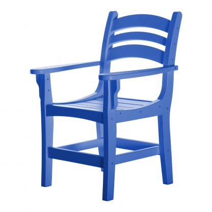 Casual Dining Chair - DCA1 - Blue