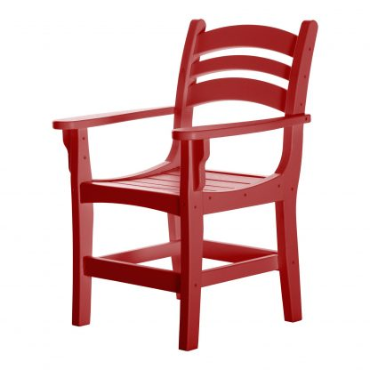 Casual Dining Chair - DCA1 - Red