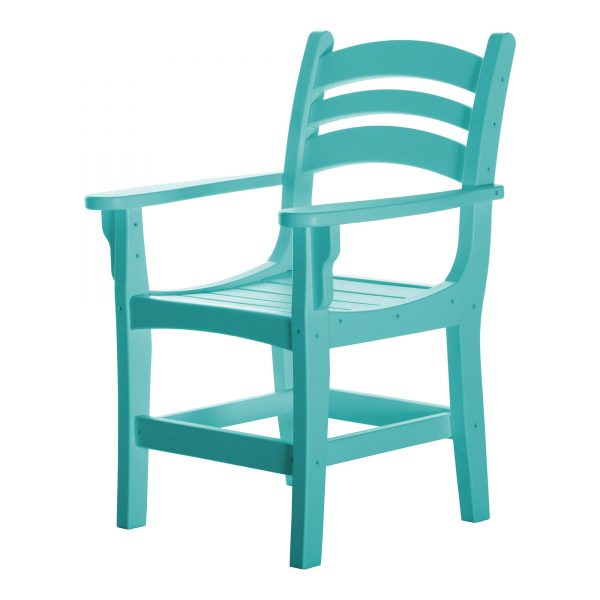 Casual Dining Chair - DCA1 - Turquoise
