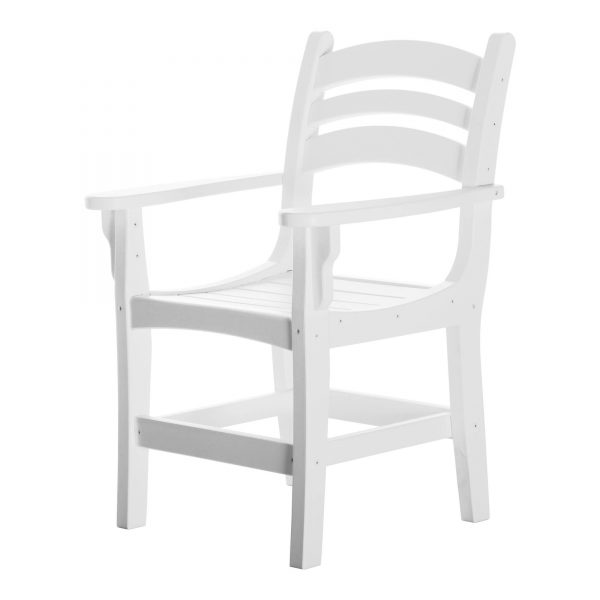 Casual Dining Chair - DCA1 - White