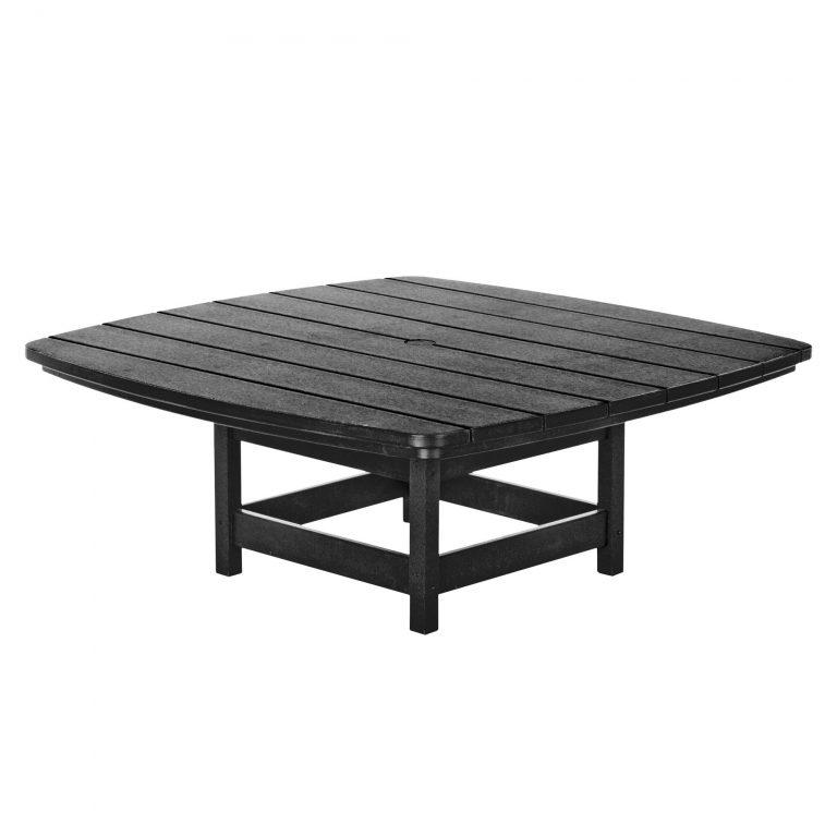 Conversation Table - CVT1 - Black