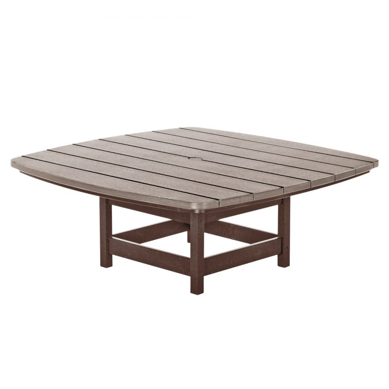 Conversation Table - CVT1 - Chocolate/Weatherwood