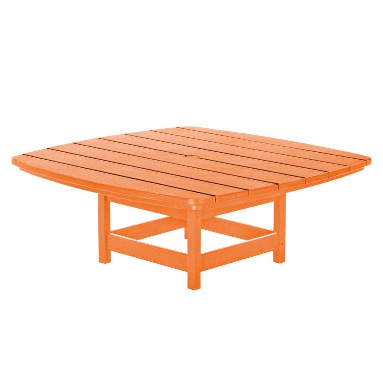 Conversation Table - CVT1 - Orange