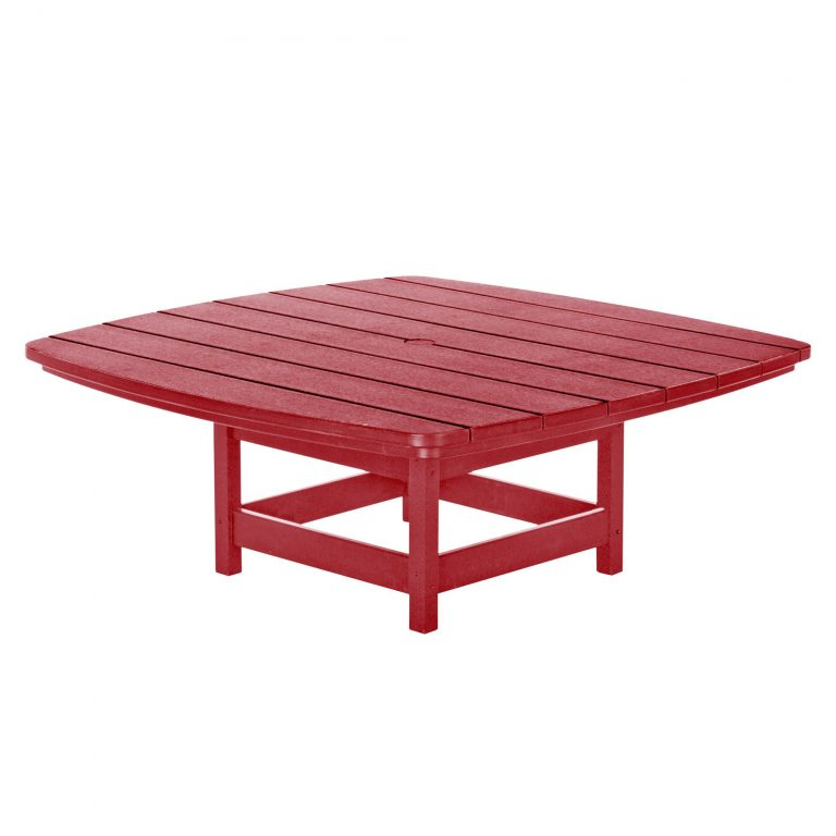 Conversation Table - CVT1 - Red