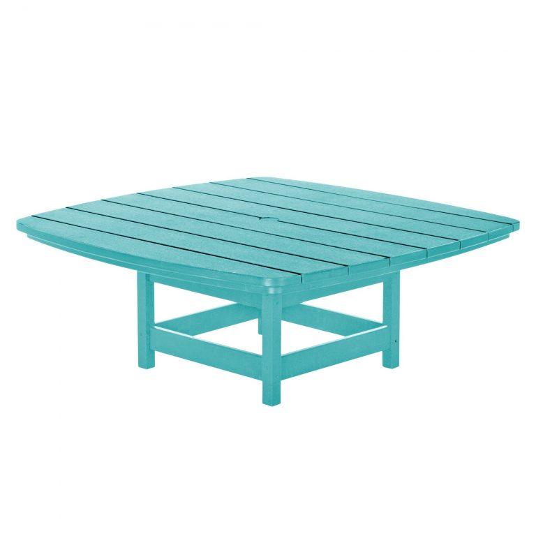 Conversation Table - CVT1 - Turquoise