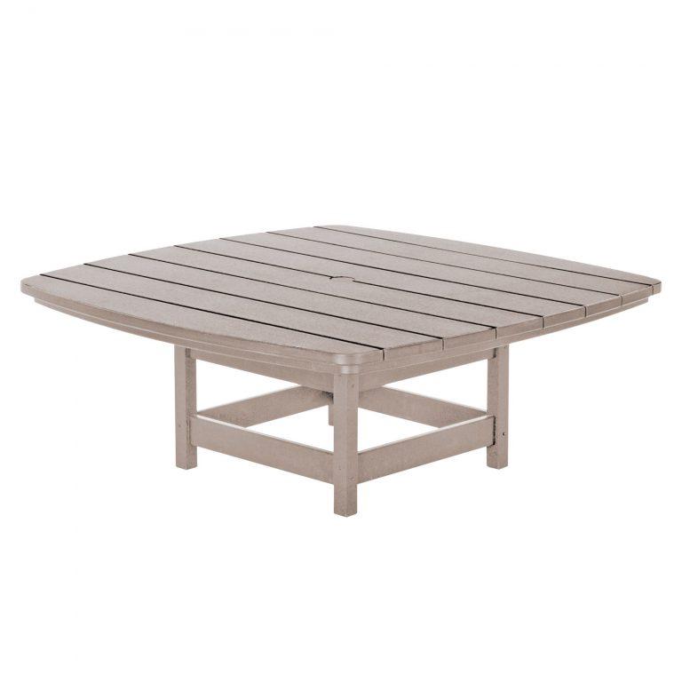 Conversation Table - CVT1 - Weatherwood