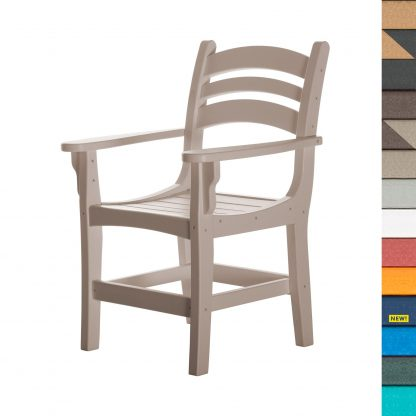 Casual Dining Chair - DCA1 - with Navy