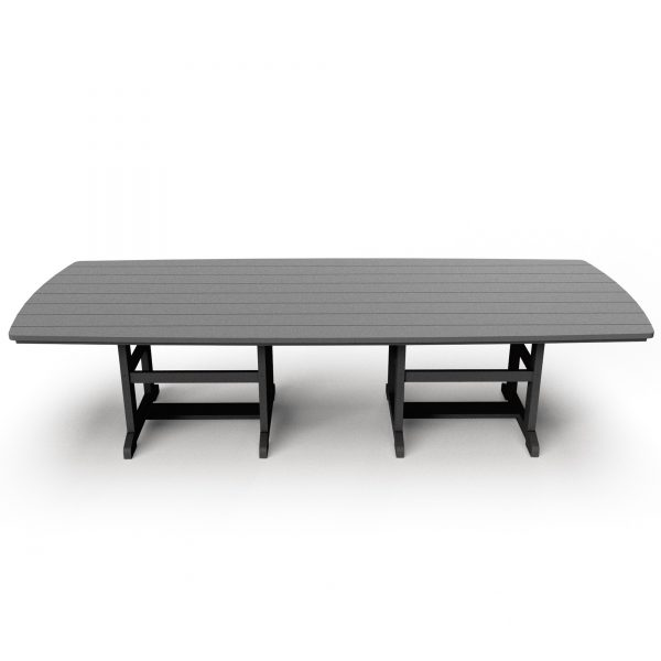 Dining Table 120 - DT120 - Black
