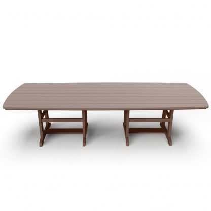 Dining Table 120 - DT120 - Chocolate