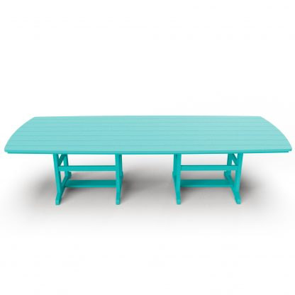 Dining Table 120 - DT120 - Turquoise