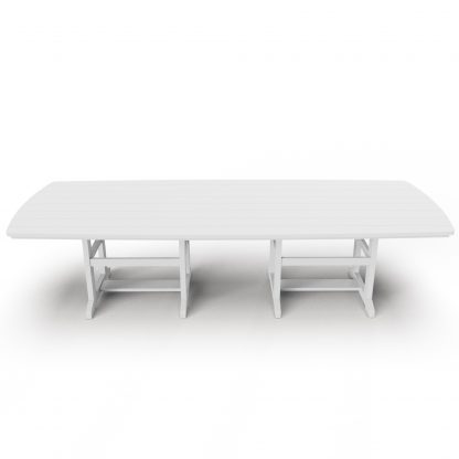 Dining Table 120 - DT120 - White