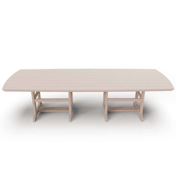 Dining Table 120 - DT120 - Weatherwood