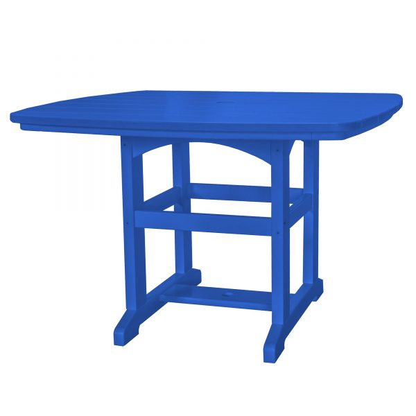 Dining Table 46 - DT2 - Blue