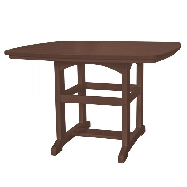 Dining Table 46 - DT2 - Chocolate