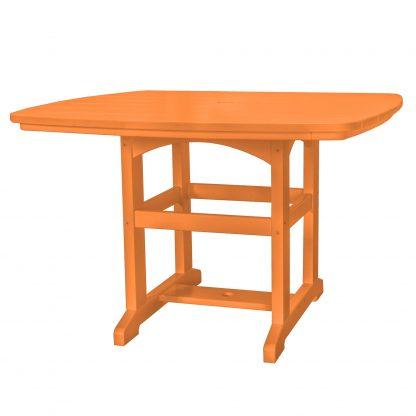 Dining Table 46 - DT2 - Orange