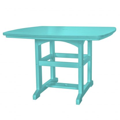 Dining Table 46 - DT2 - Turquoise
