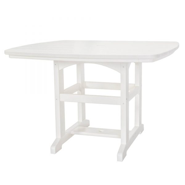 Dining Table 46 - DT2 - White