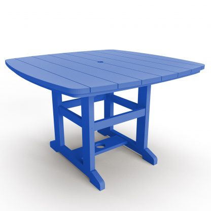 Dining Table 72 - DT72 - Blue