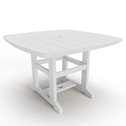 Dining Table 72 - DT72 - White
