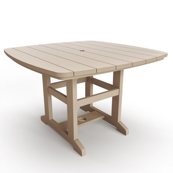 Dining Table 72 - DT72 - Weatherwood